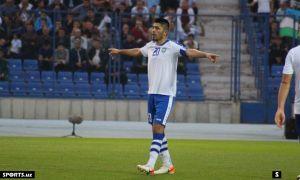 Ислом Тухтахожаев подписал контракт с «Кызылкумом»