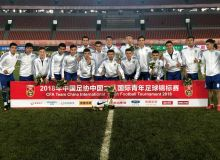 Uzbekistan earn International Youth Football Tournament 2018 title in China