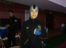 Бокс: Насиба Ҳайруллаев ғалаба қозонди