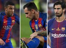 """""""Барселона"""" уч нафар футболчисининг трансферидан 100 млн евро ишлаб олмоқчи"""