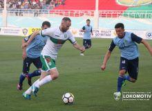 Кубок Узбекистана: «Локомотив» отправил 7 безответных мячей в ворота «Шердора»