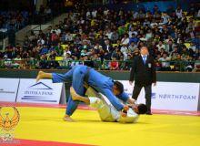 Завтра начнутся соревнования по дзюдо на «призы Национального Олимпийского комитета»