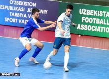Национальная сборная Узбекистана по футзалу вновь уступила Аргентине