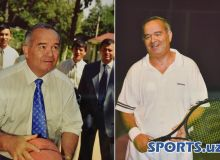 Биринчи Президентимиз спортга ошно эди (фото)