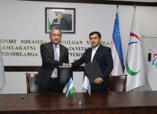 Uzreport TV и Национальный паралимпийский комитет Узбекистана подписали соглашение о сотрудничестве