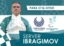 Сервер Ибрагимов 1-ўрин билан финалга йўл олди