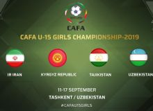 CAFA U-15 Women's Championship: All to play for on final day