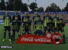 FC Pakhtakor beat FC Kizilkum to record a 3-1 win.