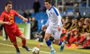 «Кубок развития-2020»: Юношеская сборная Узбекистана уступила Бельгии