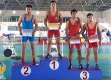 Определились победители чемпионата Узбекистана среди вольников