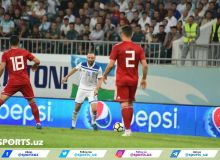 Match Highlights. Uzbekistan 0-1 Iran