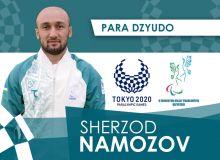 Шерзод Намозов будет бороться за бронзу