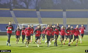Photo Gallery. Palestine attend official training sessions