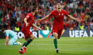 Португалия - Голландия 1:0 (видео)
