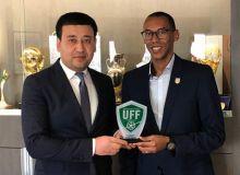 Представители федерации футбола Франции посетят нашу страну