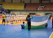 Отборочный турнир ЧА-2020 по футзалу.