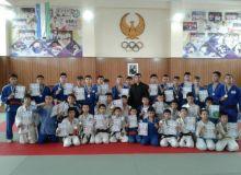 В школе Ришода Сабирова прошло первое соревнование