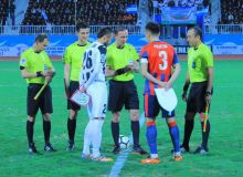 FC Neftchi and FC Sogdiyona share the points in Jizzakh