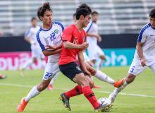 Сборная Узбекистана U-19 начала участие в турнире в Таиланде с поражения