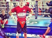 Равшанбек Умурзаков выступит против боксера Грузии