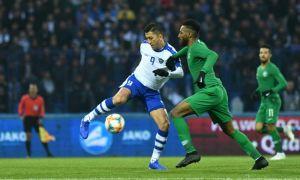 Saudi Arabia beat Uzbekistan to claim vital three points