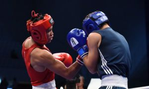 Uzbekistan's two boxers advance to semifinals at AIBA Youth World Boxing Championships