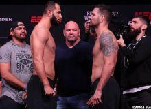 Ўрта вазн тоифасида Андерсон Силвани тўхтатган UFC жангчисининг ўзи ярим оғир вазнда нокаутга учради