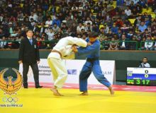 Uzbekistan's judokas to take part in Seniro European Cup 2018
