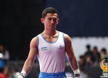 Наш лицензиат Расулжон Рахимов стал победителем турнира в Алма-ате
