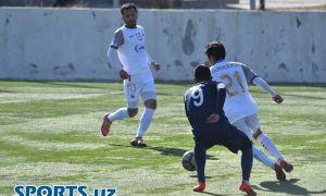 FC Bunyodkor claim a 3-2 victory over FC Surkhon