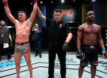 """UFC Fight Night 183"". Бонус соҳиблари маълум бўлди"