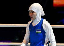 Турсуной Рахимова поднялась на ринг против лидера своей весовой категории