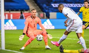 Франция Мбаппенинг голи эвазига Швеция майдонидан 3 очко олиб қайтди (видео)