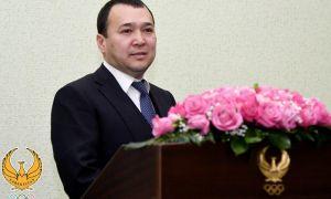 Ўзбекистон бокс федерацияси раисига биринчи ўринбосар сайланди