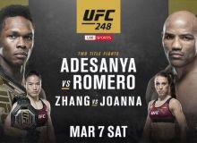 UFC 248 натижаси адолатлими ёхуд Адесаньянинг навбатдаги рақиби ким бўлади?