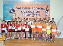 Впервые за долгие годы в чемпионате Узбекистан по волейболу соревновались 26 команд