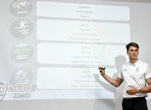 Тренеры «Реал Мадрида» начали проведение семинара