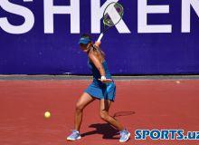 Сабина Шарипова в полуфинале
