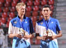 Теннисчиларимиз Италияда олтин медални қўлга киритди (Фото)