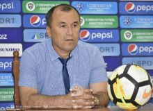 Рузикул Бердыев: Мы больше думаем о том, как сохранить команду
