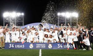 """""""Реал""""ни чемпион қилган энг сара голларни томоша қилинг (видео)"""