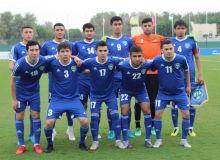 Олимпийская сборная Узбекистана проведёт в Ташкенте сбор