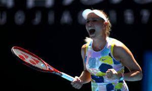 Australian Open. Донна Векич проиграла в матче третьего круга