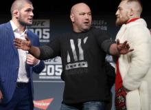 UFC раҳбари: Макгергор ва Хабиб реванш жанги 2019 йили ташкил қилиниши мумкин