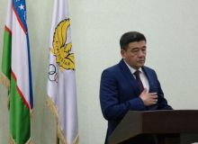 Rustam Shoabdurakhmonov appointed as National Olympic Committee President