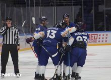 HC Humo earn their second win in Supreme Hockey League