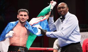 Uzbekistan's Hurshidbek Normatov to square off against Mexican Uriel Hernandez in Toronto