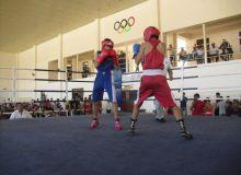 В Джизаке завершился открытый турнир по боксу