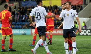 Андорра - Франция 0:4 (видео)