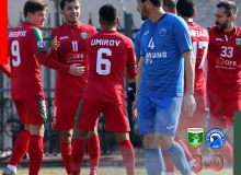 «Локомотив» в контрольном матче победил «Худжанд»